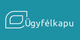 graphich of Client Portal Ugyfelkapu