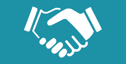 symbol partner handshake
